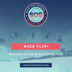 Save Our Season. Stop the Spread.