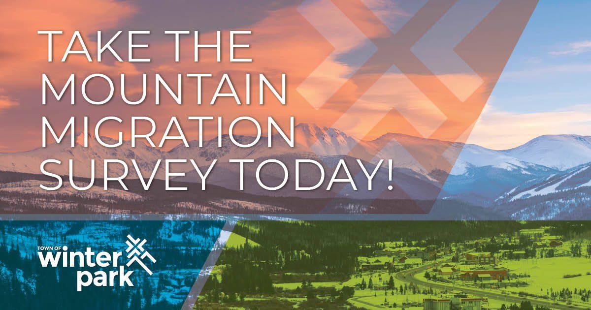 mountain migration survey