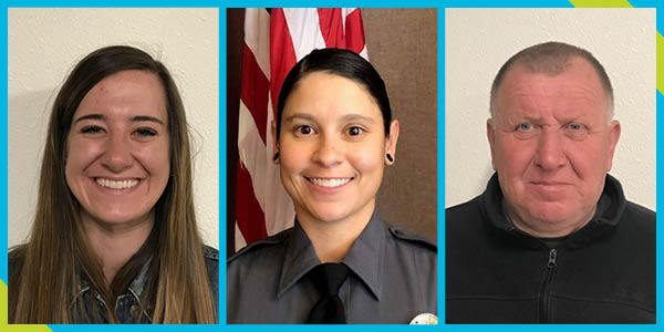 Welcome New Hires: Kalie, Kandace and Gintautas