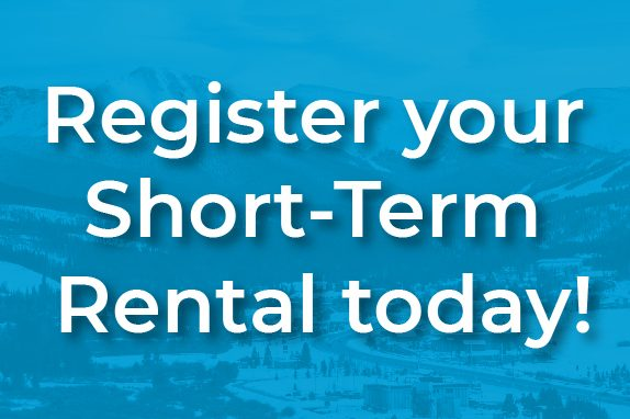 It's time to register Short-Term Rentals!